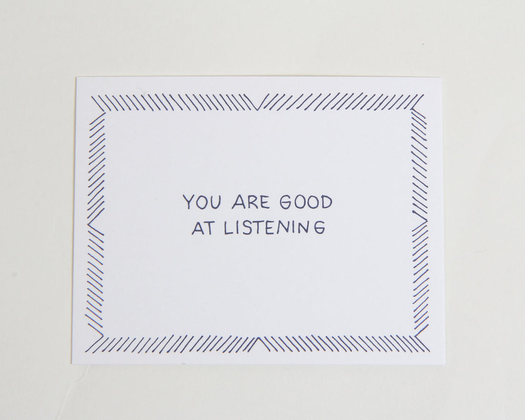You Make Everything Better Compliment Cards - Spiffy