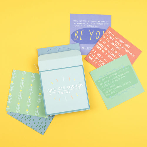You are Enough Affirmation Cards