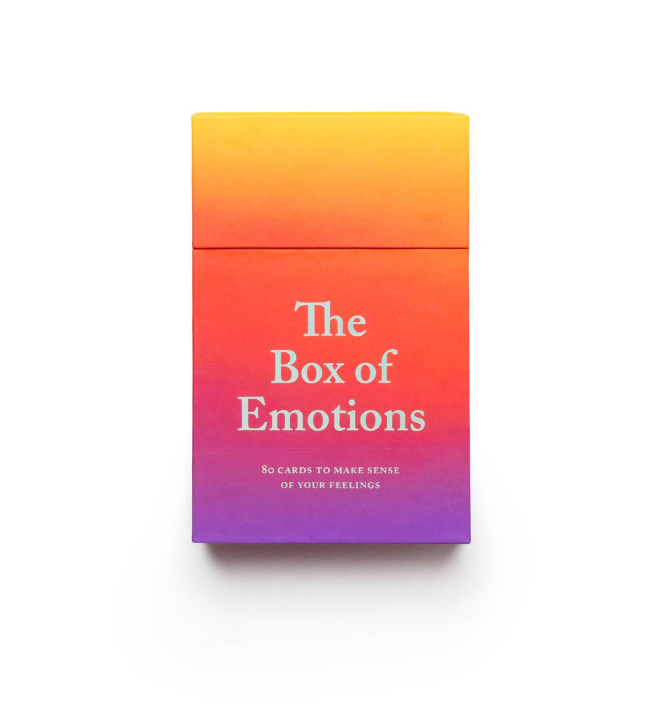 The Box of Emotions - Spiffy
