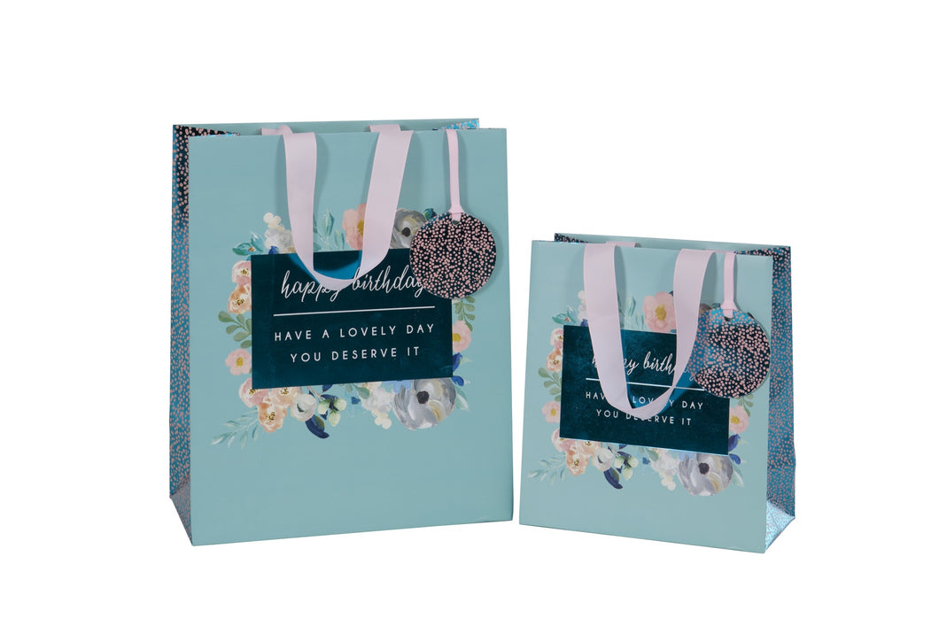 Have a lovely day - Medium - Gift Bags - Spiffy