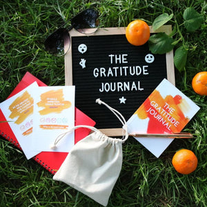 The Gratitude Journal (Book by Shabbir Mellick) - Spiffy