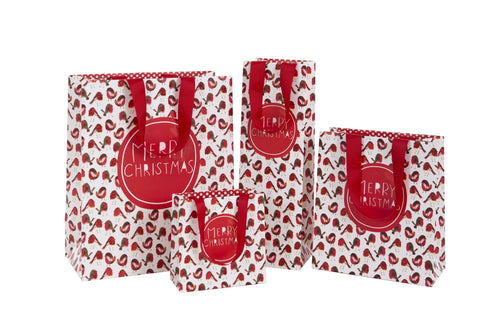 Robins Collection - Bottle Bag - Gift Bags - Spiffy