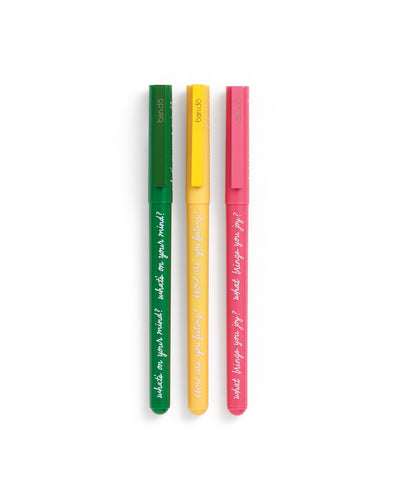 How Are You Feeling? Pen Set - Pens and Pencils - Spiffy
