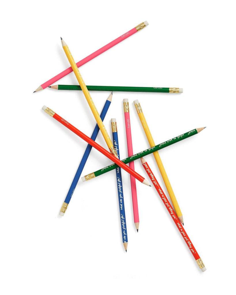How Are You Feeling? Pencil Set - Spiffy
