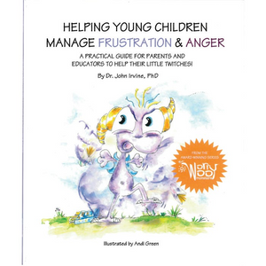 Helping Young Children Manage Frustration & Anger - Companion Book - Books for Children age 7-11 - Spiffy