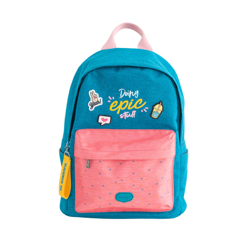 Backpack - Doing Epic Stuff - Backpacks and Bags - Spiffy