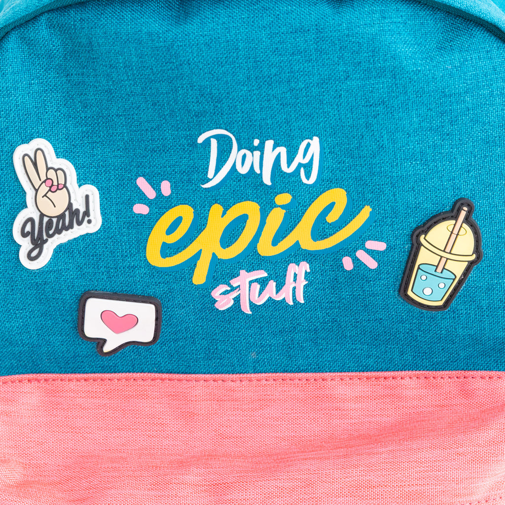 Backpack - Doing Epic Stuff - Spiffy