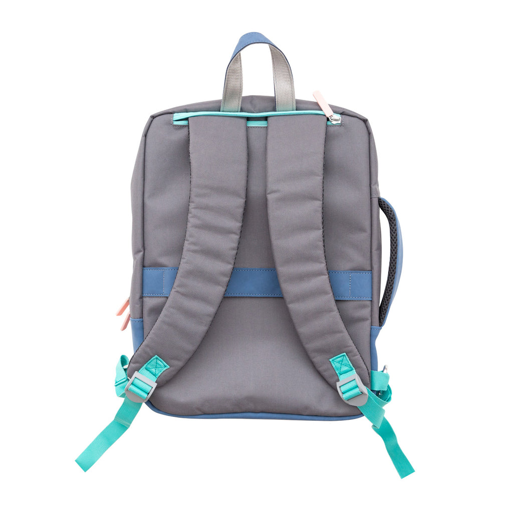 Laptop Backpack - Downloading Wonderful Things - Spiffy