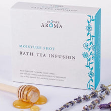 Bath Tea Infusion - Moisture Shot - Bath Tea Bags - Spiffy