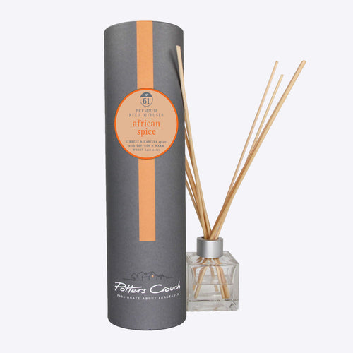 Potters Crouch African Spice Luxury Reed Diffuser - Spiffy