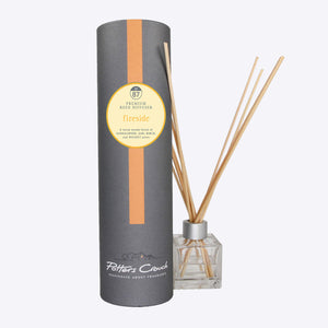 Potters Crouch Fireside Luxury Reed Diffuser - Reed Diffusers - Spiffy