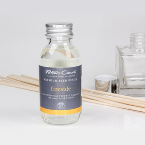 Potters Crouch Fireside Luxury Diffuser Refill (100ml) - Spiffy