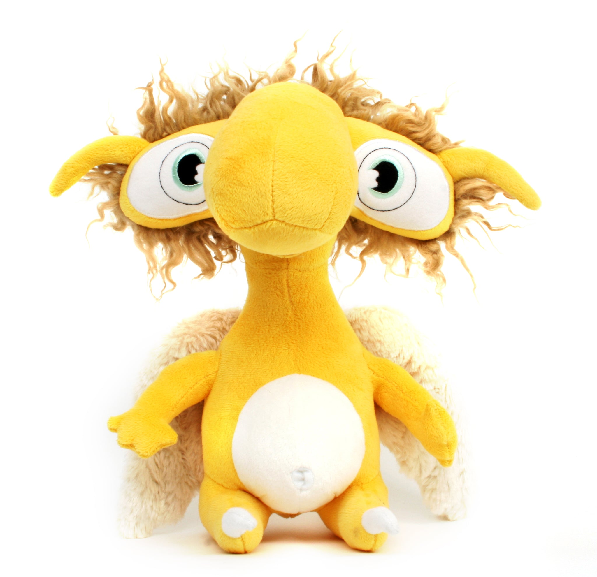 Rue - The Monster of Insecurity - WorryWoo Plush Toy