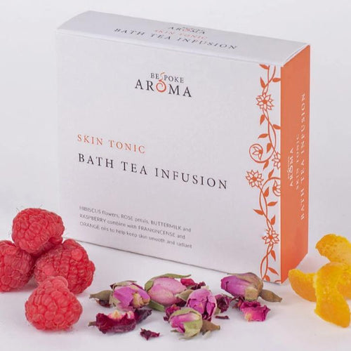 Bath Tea Infusion - Skin Tonic - Bath Tea Bags - Spiffy