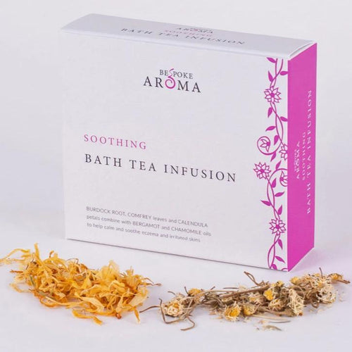 Bath Tea Infusion - Soothing - Bath Tea Bags - Spiffy