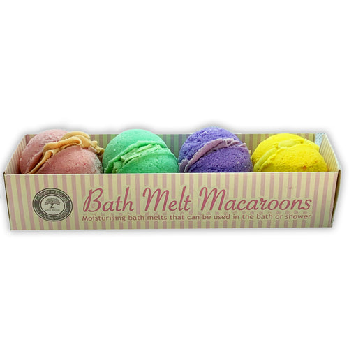 Sweet Treats Macaroons Bath Melt Collection - Bath Melts - Spiffy