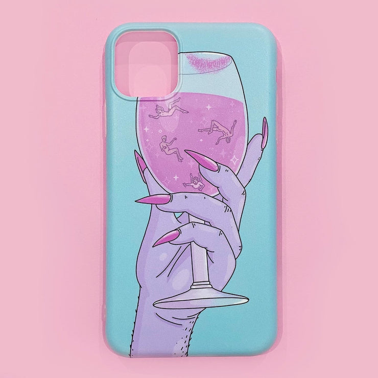 FINE WINE PHONE CASE