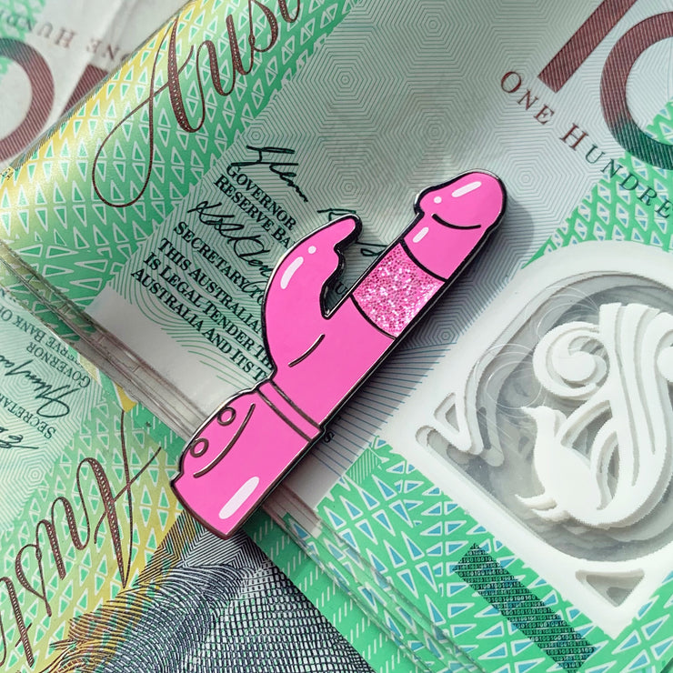Rabbit Money Clip