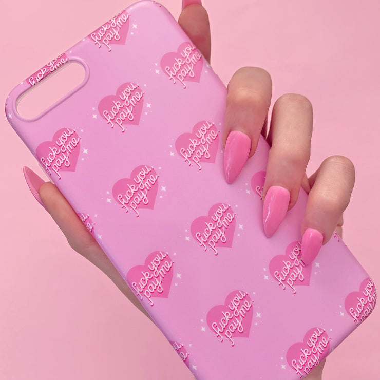 FYPM PATTERN PHONE CASE