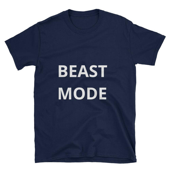 BEAST MODE Men's Short-Sleeve Unisex T-Shirt - LoveTheVictory