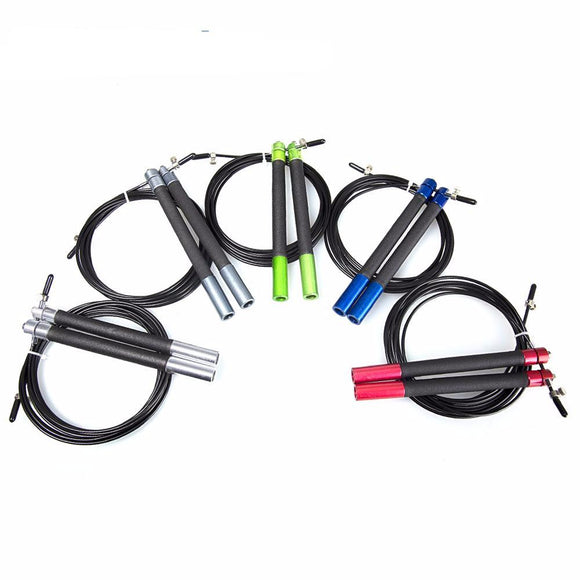 Ball Bearing Crossfit Fitness Jump Rope - LoveTheVictory
