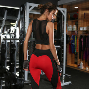 Heart Shape Sports Leggings - LoveTheVictory