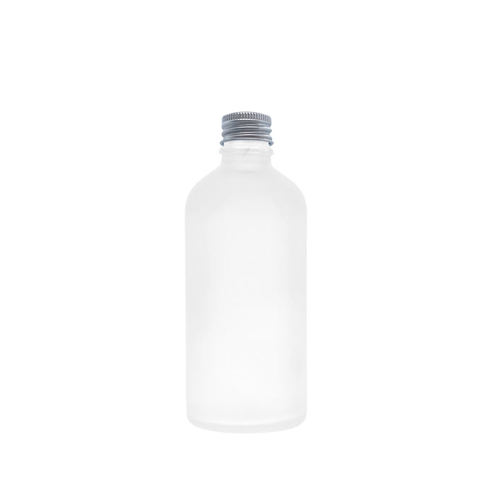 100ml Frosted Glass Bottle