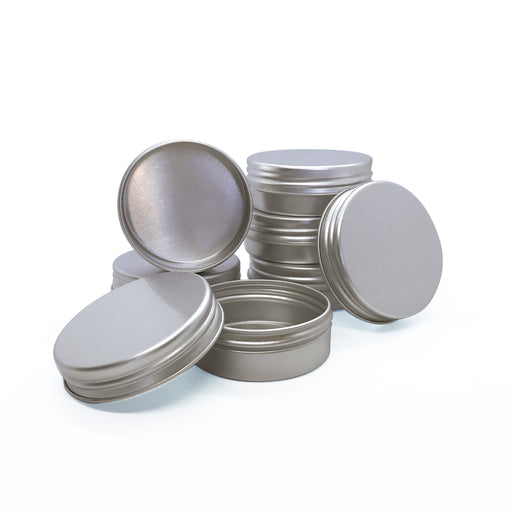 10ml Aluminium Screw Lid Tin