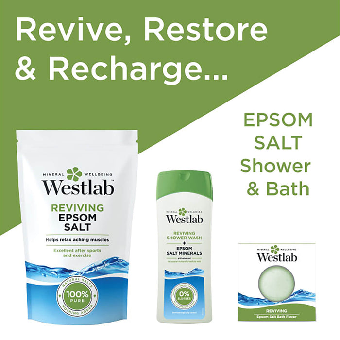 Reviving Epsom Shower Wash