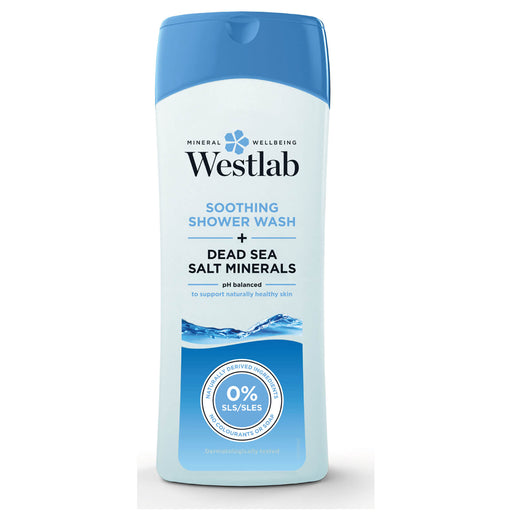 Soothing Dead Sea Shower Wash