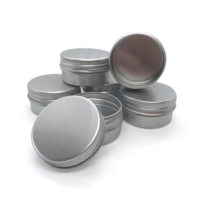 15ml Aluminium Screw Lid Tin