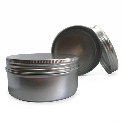 250ml Aluminium Screw Lid Tin