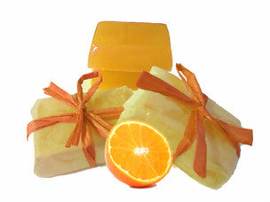 Make Your Own Organic Mandarin Soaps Kit