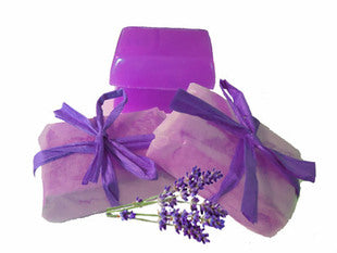 Make Your Own Organic Lavender & Bergamot Soaps Kit