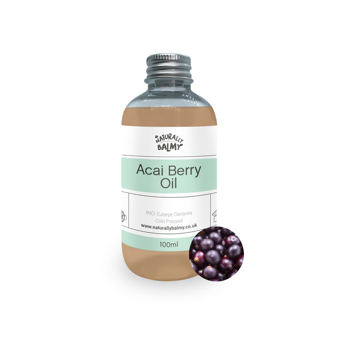 Virgin Acai Berry Oil