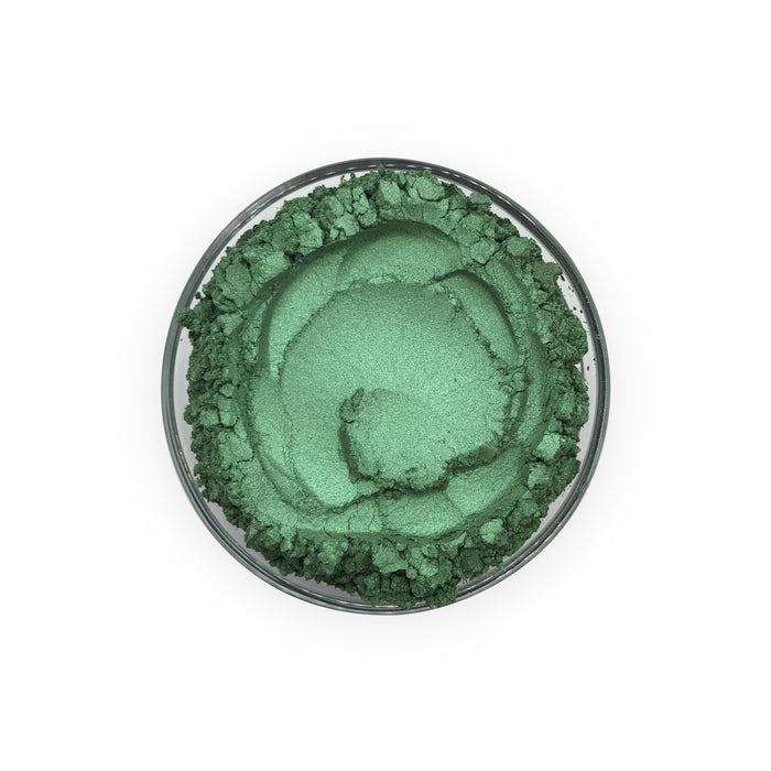 Pearlescent Mica Colour - Emerald Green