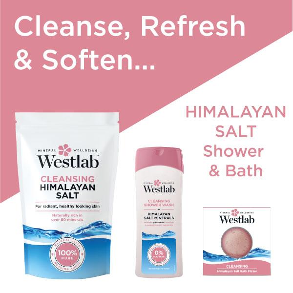 Cleansing Himalayan Shower Wash