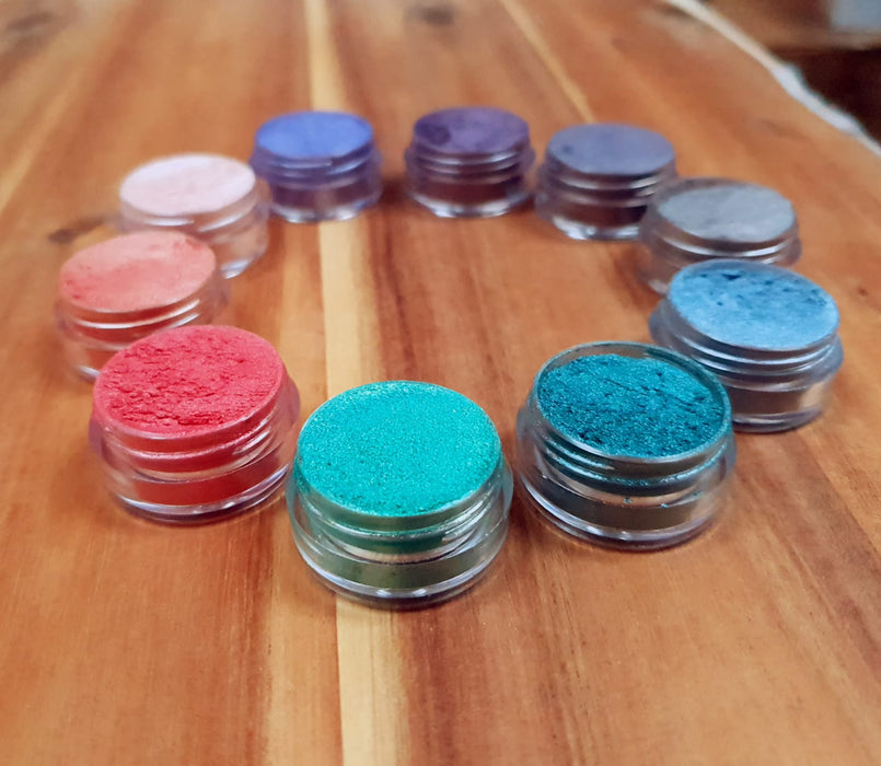 Starter Eyeshadow, Blusher & Highlighter Cosmetic Safety Report