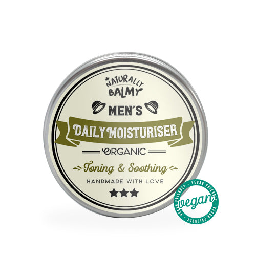 Men's Daily Moisturiser (50ml)
