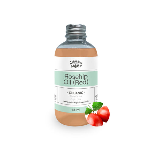 Organic Rosehip Oil (Red)