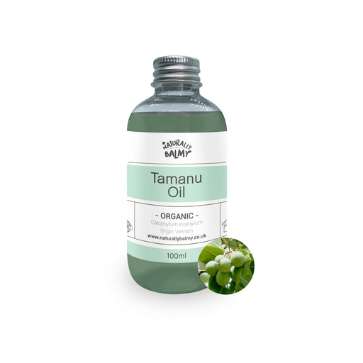 Organic, Unrefined Tamanu Oil
