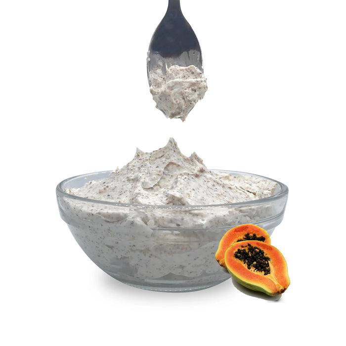Luxury Papaya & Neroli Face Scrub Base - Wholesale
