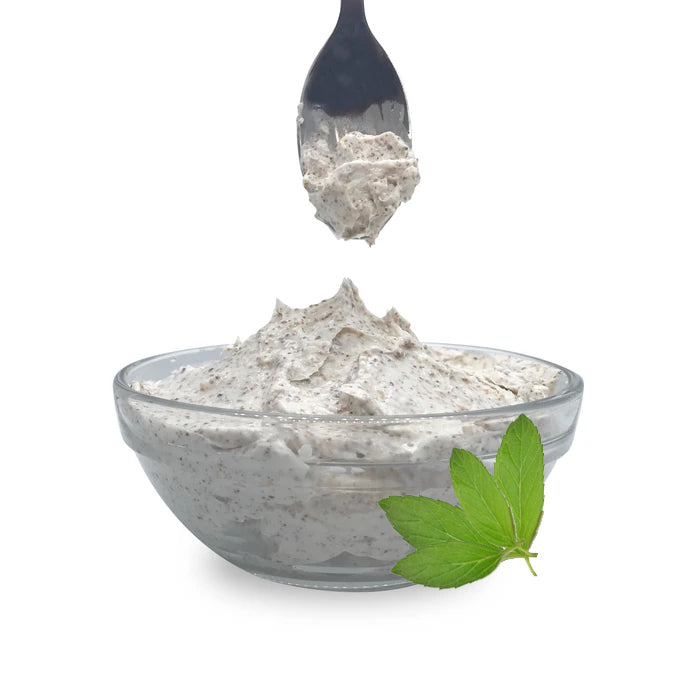 Luxury Peppermint Foot Scrub Base