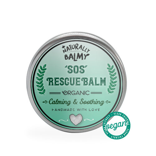 "Organic ""SOS"" Balm (For all the Family) - 50ml or 100ml"