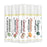 100% Natural, Organic Lip Balm Tubes (Wholesale) - 10 Tubes