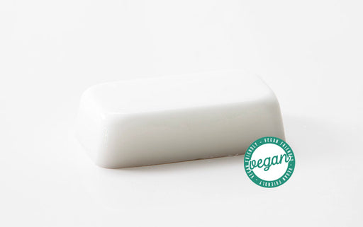 Melt & Pour Crystal Triple Butter Soap Base (Vegetable Based)