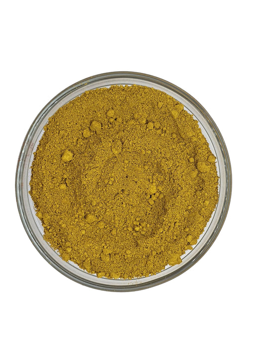 Yellow Iron Oxide Pigment Colour