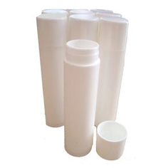 White Lip Balm Tube (5ml)