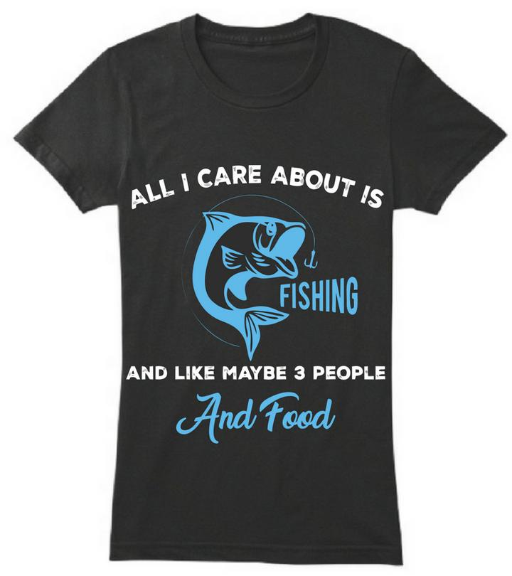 """Fishing is My Life"" 50% Off for Today Only. Flat Shipping - Modvaii"
