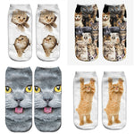 Women Cat Socks - Modvaii